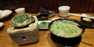 郷土料理セット(おしんこ付)