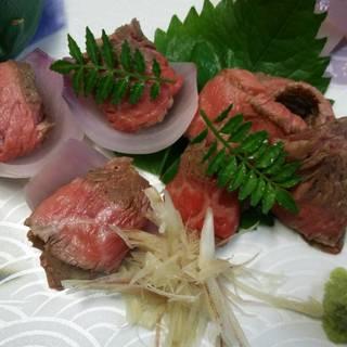 淡路牛ローストビーフ