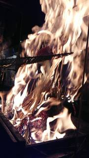 鰹藁炙り焼き