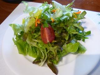 イタリア野菜のサラダ