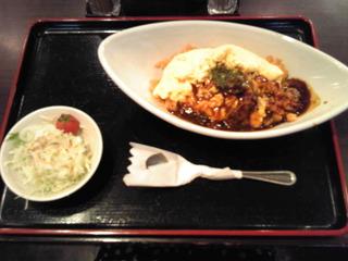 ふわっふわたまごの東京厨房オムライス