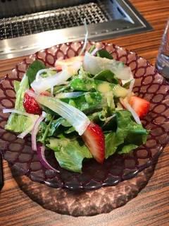 酵素サラダ