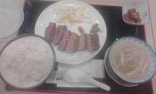 牛たん【極】定食