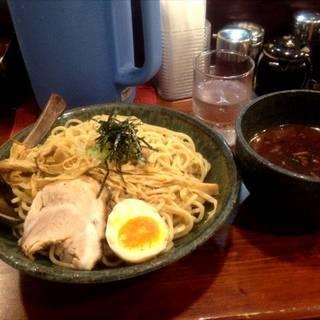 本家田ぶしつけ麺