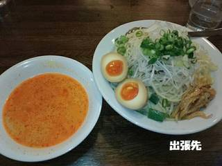 ハイカラつけ麺