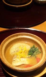 羹(鰤大根粕煮)