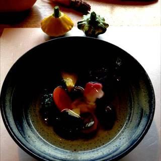 大和野菜のフルコース
