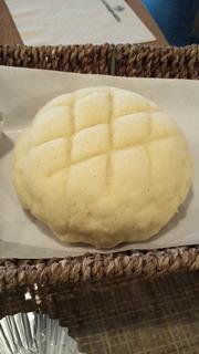 豆乳メロンパン