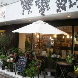 [オムレツ]Flower space and Cafe branche