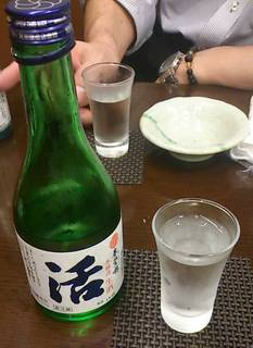 春鶯囀・本醸造生酒「活」