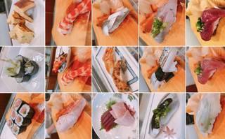 お任せお寿司