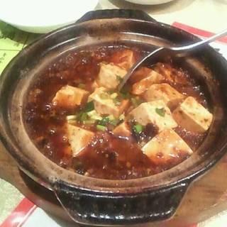 陳マーボー豆腐