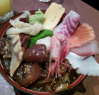 えびす海鮮丼