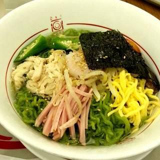 ヒスイ冷麺