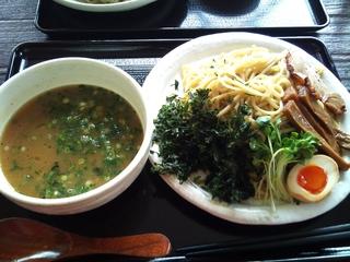 竹風つけ麺