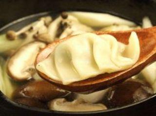 木の子の博多炊き餃子