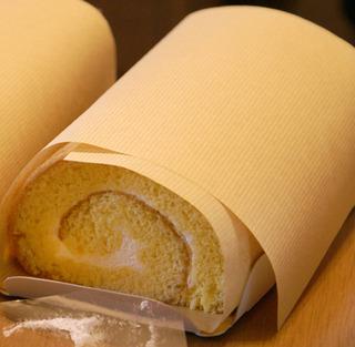 ロールケーキ(プレーン)