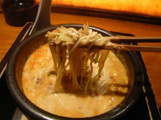 黒船石鍋担々麺