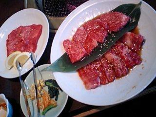 焼き肉ランチセット