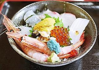 能登志賀海鮮丼