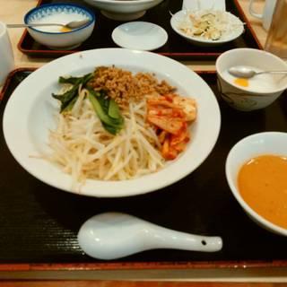 冷やしタンタン麺
