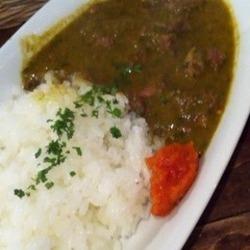 スペシャルランチ ギニア料理