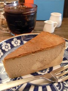 モカチーズケーキ