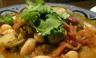 野菜クスクスセット