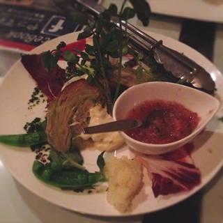豚肉とキャベツのミルフィーユ