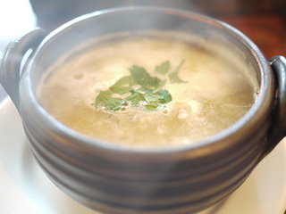 元祖にんにくスープ