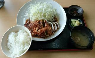 いかスタミナ定食