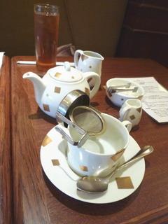 紅茶・アイスティ