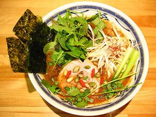 金胡麻坦坦麺