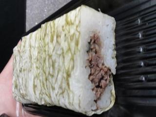 ばってら寿司