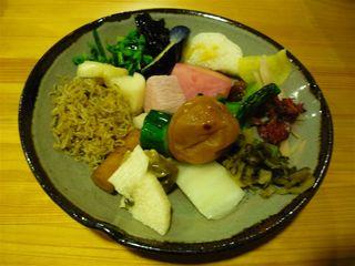 京漬物25種類