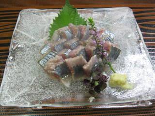 秋刀魚料理
