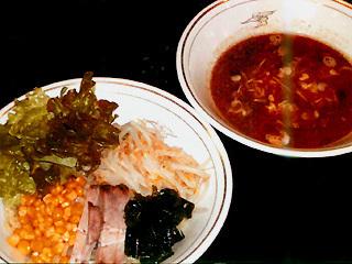 正油つけ麺