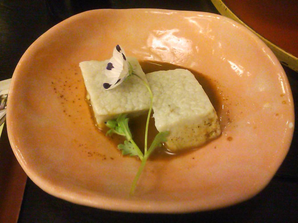 自然薯豆腐