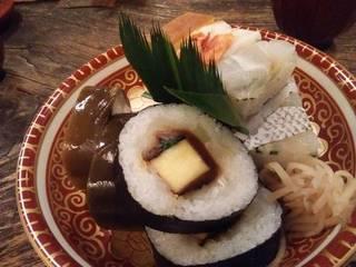 京寿司盛合せ