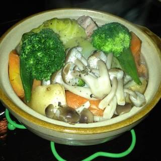 ゴロリ野菜ポトフ