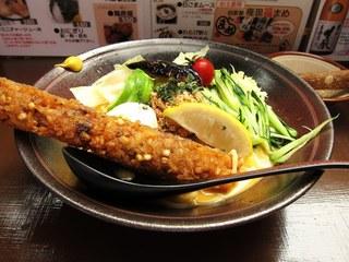 冷やし天狗ラーメン(担々麺風)