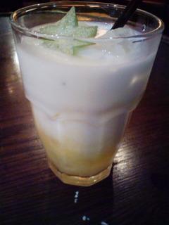 スターフルーツミルク