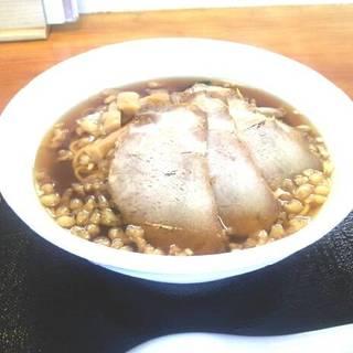 チャーシュ―麺
