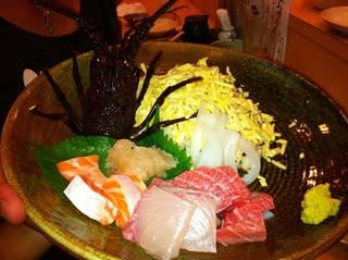 雅特製 海鮮ちらし寿司