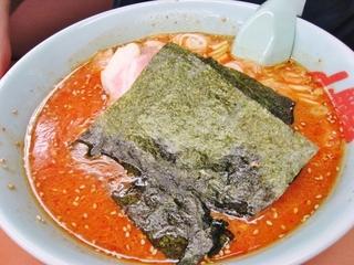 ピリ辛味噌チャーシューメン