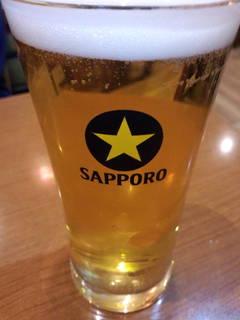 生ビール サッポロ 黒