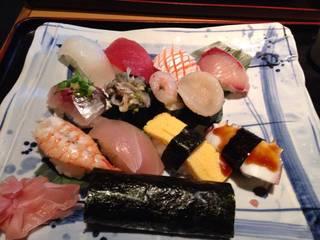 寿司盛り合わせ 上
