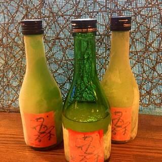 風車の凍結日本酒