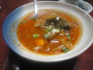 スジスープ