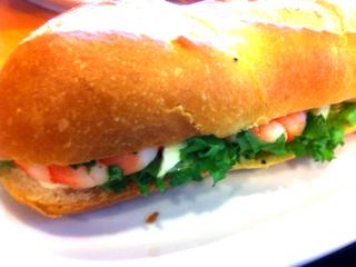 タルタルシュリンプ サンドイッチ